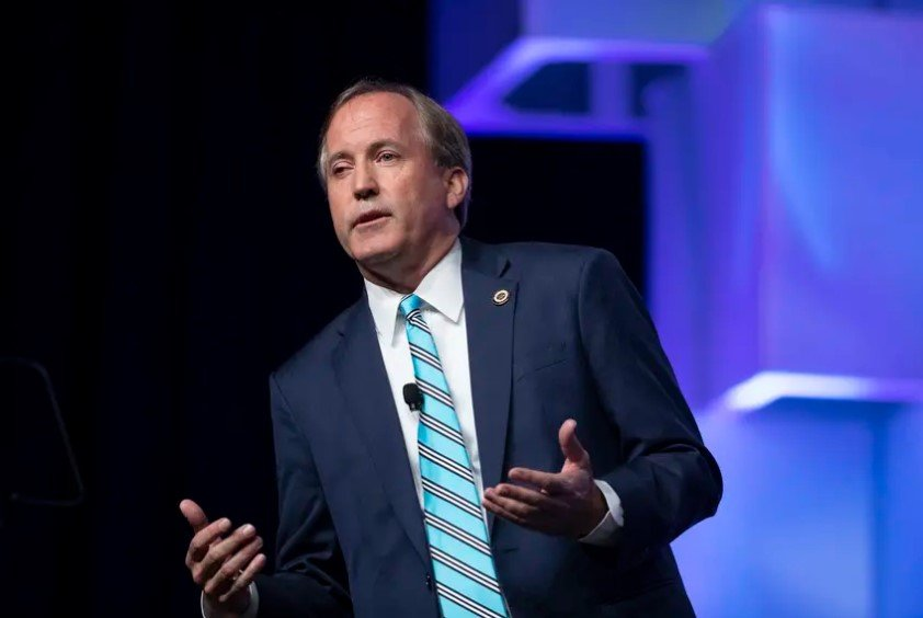 Texas Attorney General Ken Paxton is accused of persuading investors to buy stock in a technology firm without disclosing that he would be compensated for it. He has maintained his innocence.