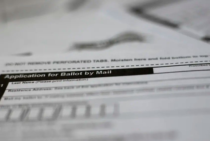 Harris County has faced intense criticism from Texas Republicans since announcing its plan to send applications for mail-in ballots to all of the county's 2.4 million registered voters.