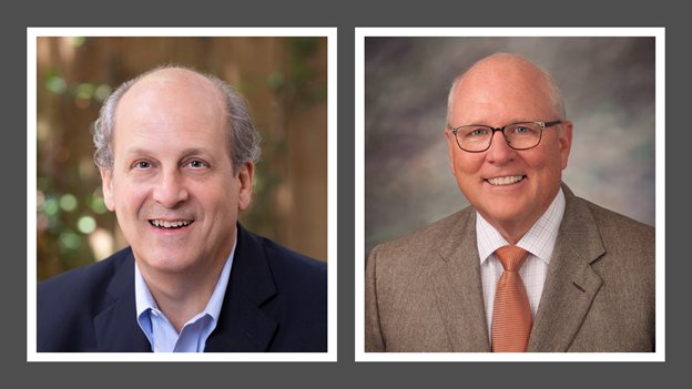 Democrat Michael Moore (left) is facing off against Republican Tom Ramsey (right) for the Harris County Commissioner for Precinct 3 seat being vacated by longtime Republican Commissioner Steve Radack. The race will see a new face representing the Katy area at the Harris County Commissioners Court for the first time in more than 30 years.