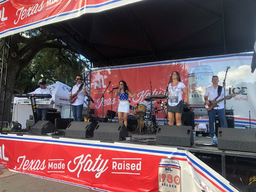 The Katy Rice Festival has gone virtual this year but will still feature music from local talent. Hayden Baker and Breakfast at Tiffany's will be featured as virtual concerts for the annual event.