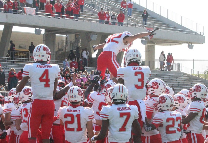 Katy High is ranked No. 7 nationally, No. 3 in the state and No. 2 in this week's Houston area high school football media poll.