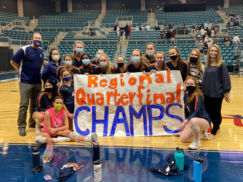 Seven Lakes is 22-1 and in the regional semifinals for the second time in three seasons.