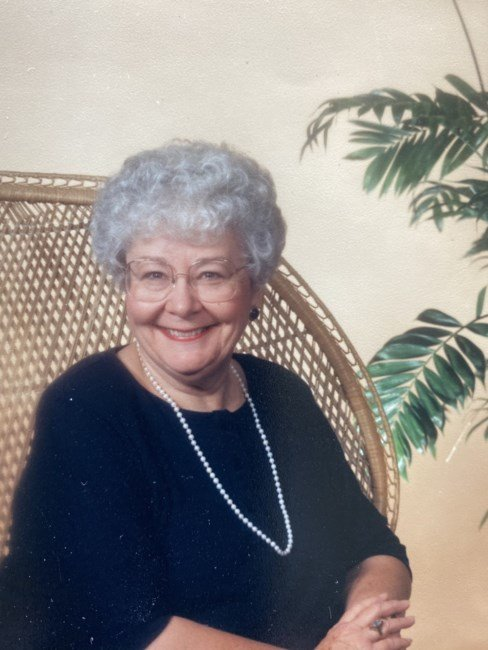 Barbara Jean McWilliams Pederson