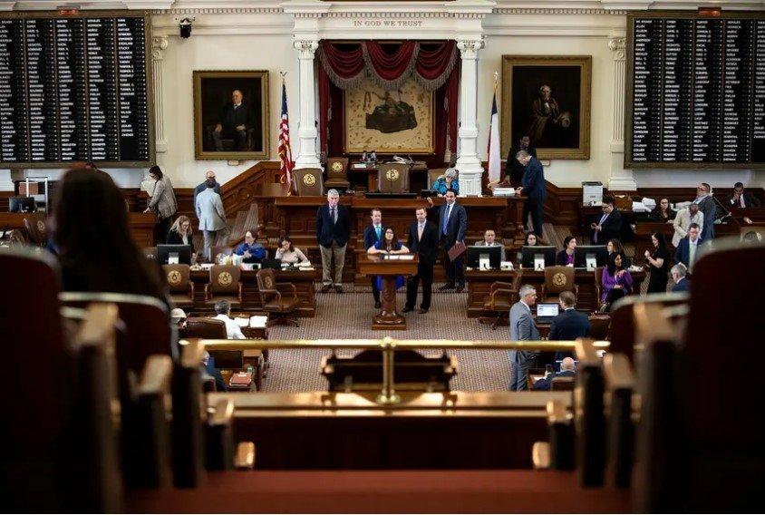 The 2021 Texas legislative session begins Tuesday.