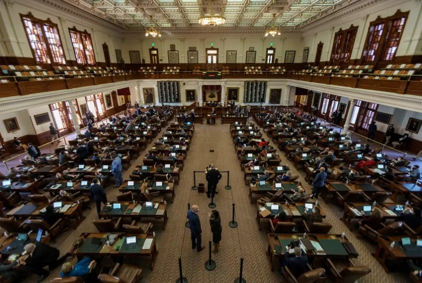 The two chambers have not always been so closely aligned when proposing budgets at the start of legislative sessions — in 2019, for example, there was a $3 billion difference in public education funding proposals. In 2017, they were nearly $8 billion apart.