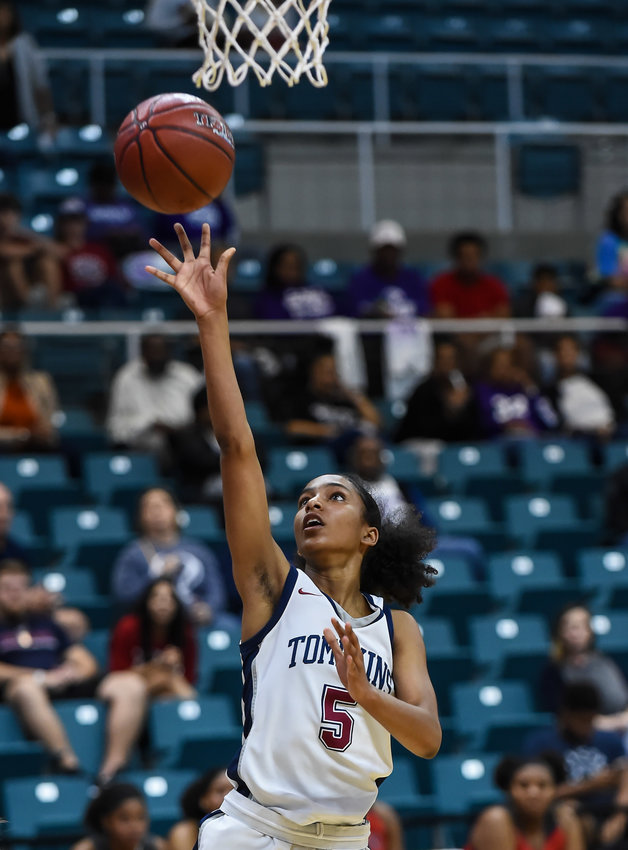 Tompkins senior guard Crystal Smith was named as a nominee for the 44th annual McDonald's All-American girls team on Thursday.