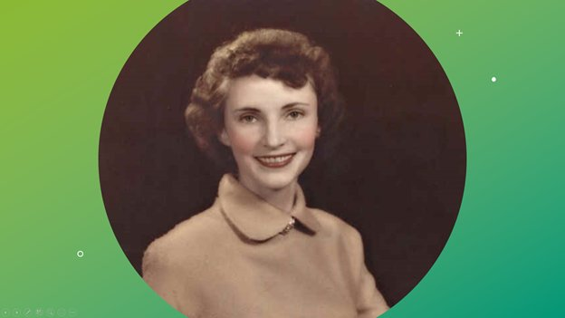 Donna Rita Hopfe passed away Feb. 24 at the age of 85. She married her late husband, Dieter in August of 1961 and the two enjoyed more than 50 years of marriage while living in the Katy area.