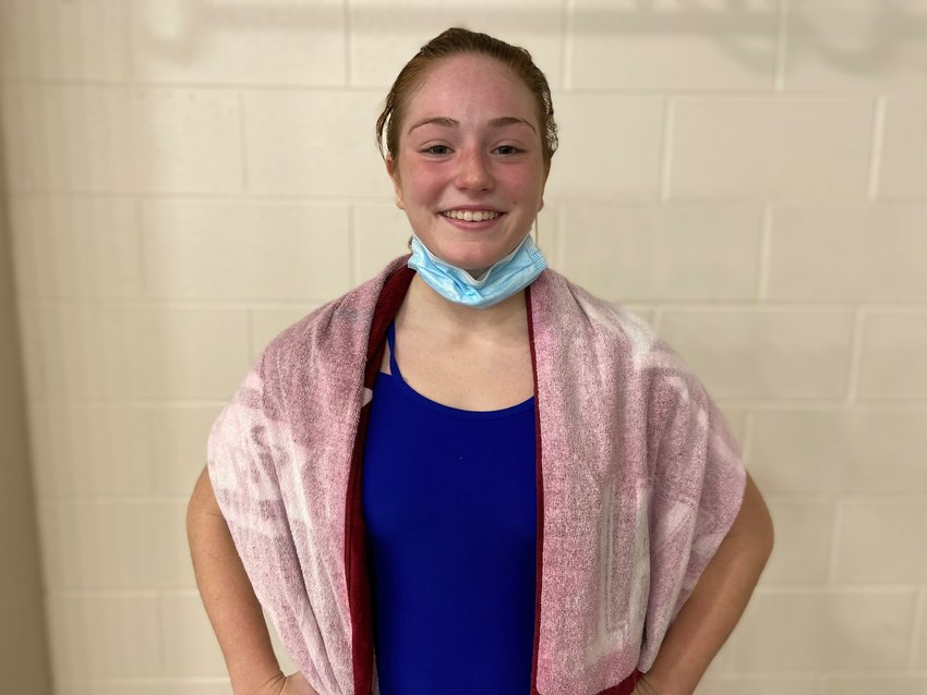 In just her second year of diving, Seven Lakes sophomore Kailey Koval is a regional champion in the sport and a state qualifier, seeded 11th heading into the UIL state diving championships March 1 in San Antonio.