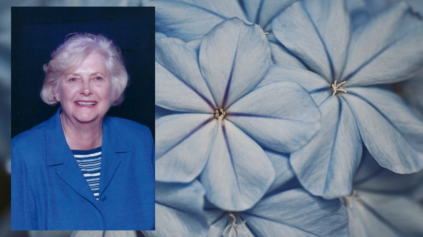 Clara Vondergoltz passed away with her family by her side Feb. 25. She was a devout Catholic and devoted wife and mother who loved her family and friends dearly. She enjoyed her time as a Eucharist minister and loved her work in the communities she served.