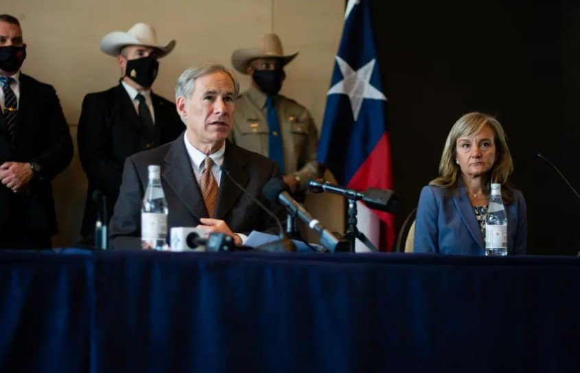 "Gov. Greg Abbott's order is consistent with his messaging on vaccinations. He was vaccinated live on TV but also stresses that vaccines are ""always voluntary"" in his public statements. Today's announcement comes as vaccine credentials, often referred to as vaccine passports, are being developed around the world as a way to quickly prove someone's vaccination status, particularly with private companies."