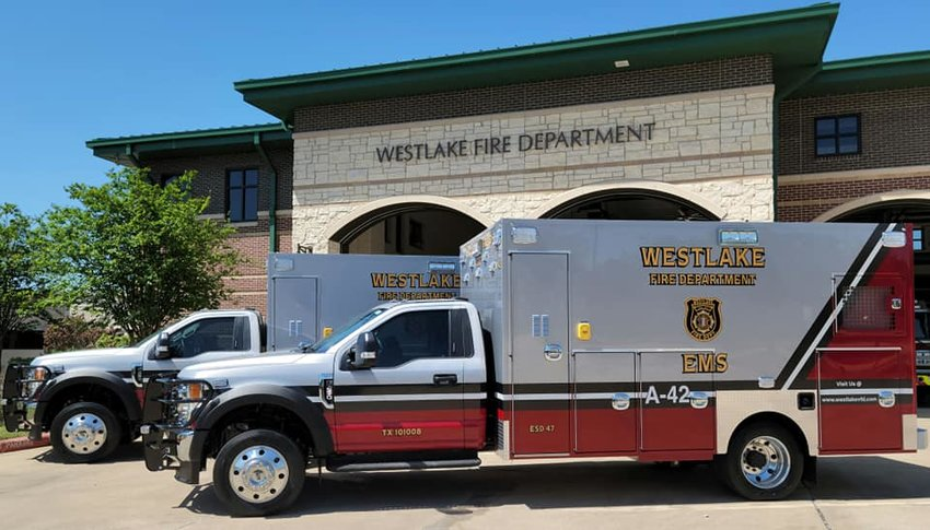 Westlake Volunteer Fire Department, which serves the area in the northeast of the intersection of I-10 and Fry Road, has purchased two new ambulances which staff said they expect to improve care to patients being transported to area hospitals.
