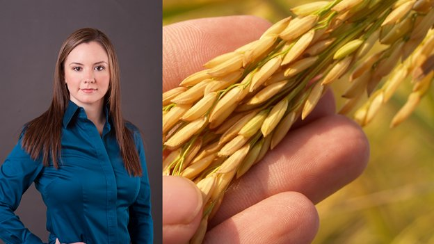 Marcela Garcia is the new CEO of the U.S. Rice Producers Association. She is a graduate of the University of Houston and has more than a decade of experience working with rice growers in various roles.