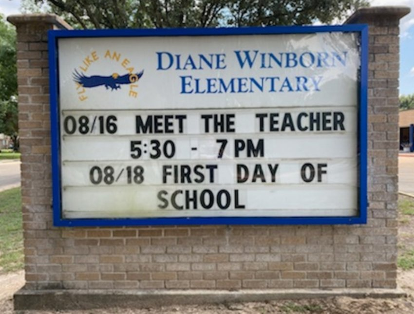 Diane Winborn Elementary is a Katy ISD Title I school. It is located at 22555 Prince George St. in Katy. The campus is one of 18 schools in KISD that qualifies as a Title I campus based on the percentage of low-income households served there. Four Royal ISD campuses meet those qualifications as well.