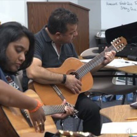 Katy ISD's Community Education classes for the Fall 2021 includes guitar and dance lessons as well as opportunities to learn computer skills and several other courses. Registration is open to anyone regardless of their location.