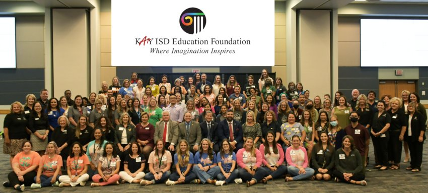 Dozens of Katy ISD educators were provided with grants for their classrooms last week in honor of their hard work. The grants are provided by the KISD Education Foundation, a local organization that works to support students and teachers.