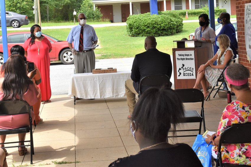 The PACES awards ceremony was held last Thursday in front of Kemper County High School.