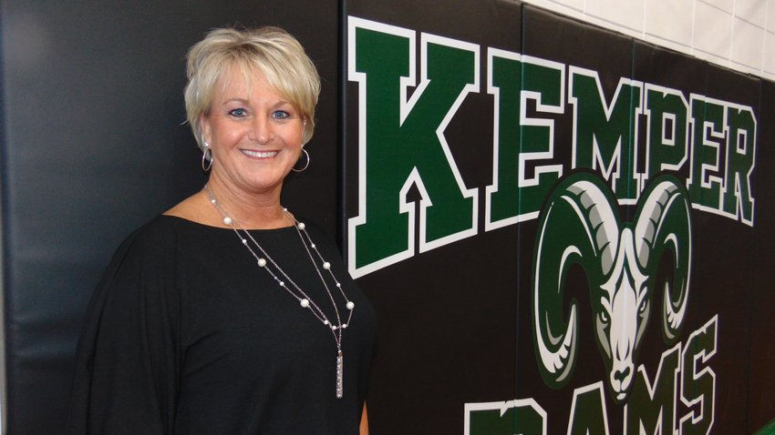Betty Lynn Haggard will be coaching the Kemper Academy Rams as they tip off their 2020-2021 season this week.