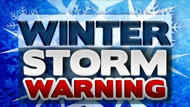 A winter storm warning is in effect for a large portion of Mississippi, including Kemper County, from noon Sunday until 6 a.m. Tuesday.