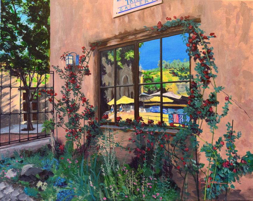 """Santa Fe Reflections"" by Paul Maxwell"