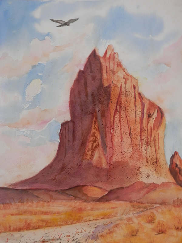 "Joy Calvert's ""Nature's Cathedral"""