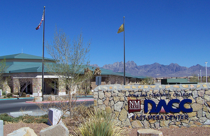 East Mesa Campus of Doña Ana Community College in Las Cruces, N.M. (Courtesy photo) DEC16