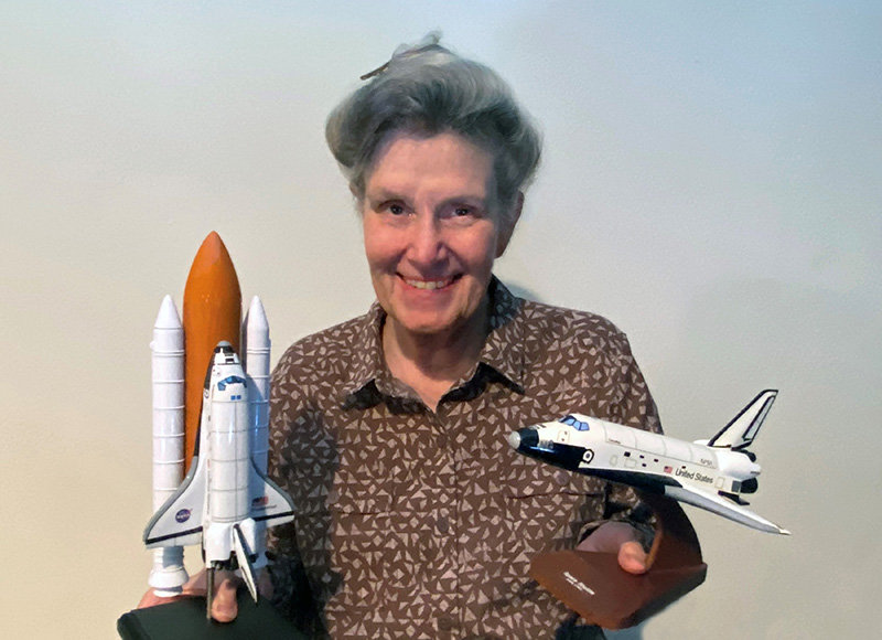 Anita Gale, CEO of National Space Society, will be the special guest at Wings n Wheels Fest 21 on Sept. 25.