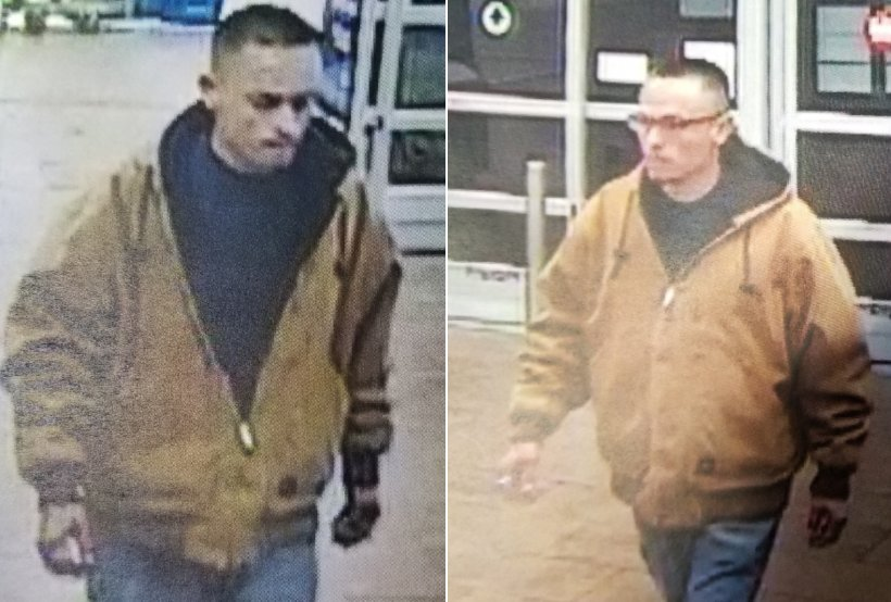 Man suspected of shoplifting cell phone from Walmart | Las Cruces