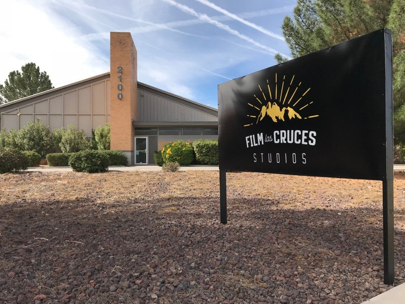 Film Las Cruces Studios, 2100 S. Valley Drive. (filmlascruces.com)