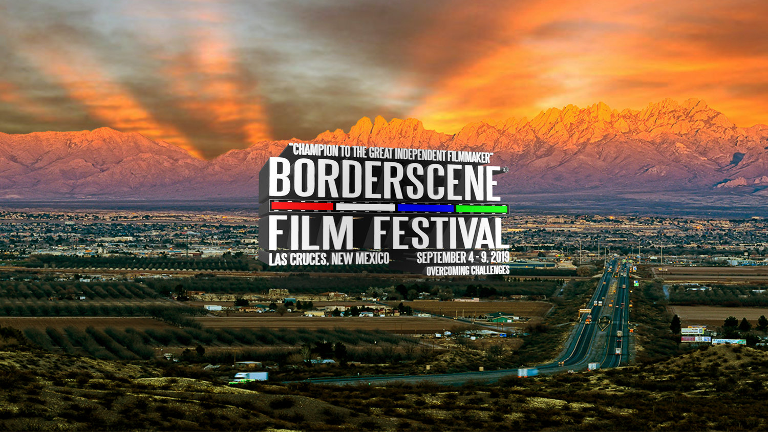 The Borderlands Film Festival is now the Borderscene Film Festival.