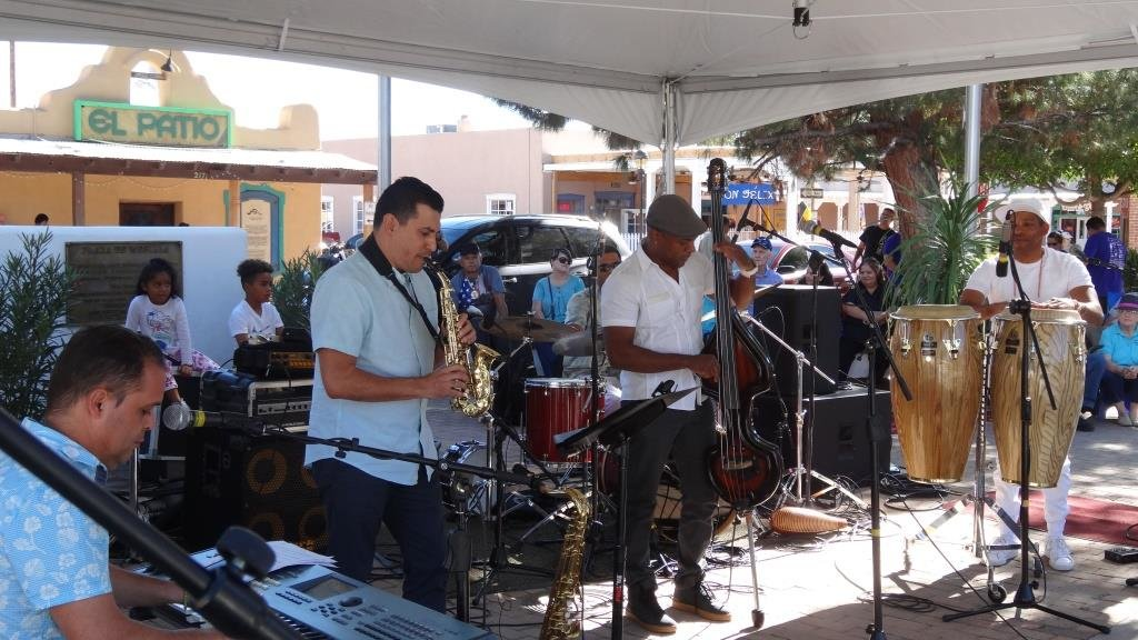 The town of Mesilla hosts the 19th Annual Mesilla Jazz Happening Oct. 4 through 6.