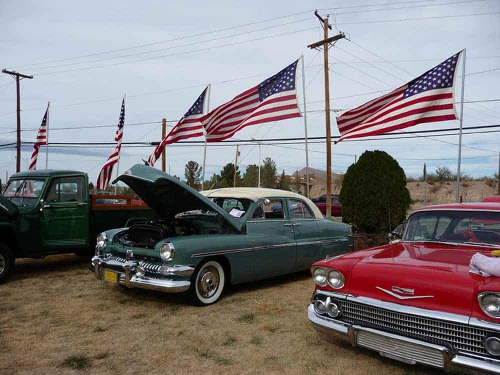 Truth or Consequences hosts the Veteran's Day Car Show Saturday, Nov. 9.