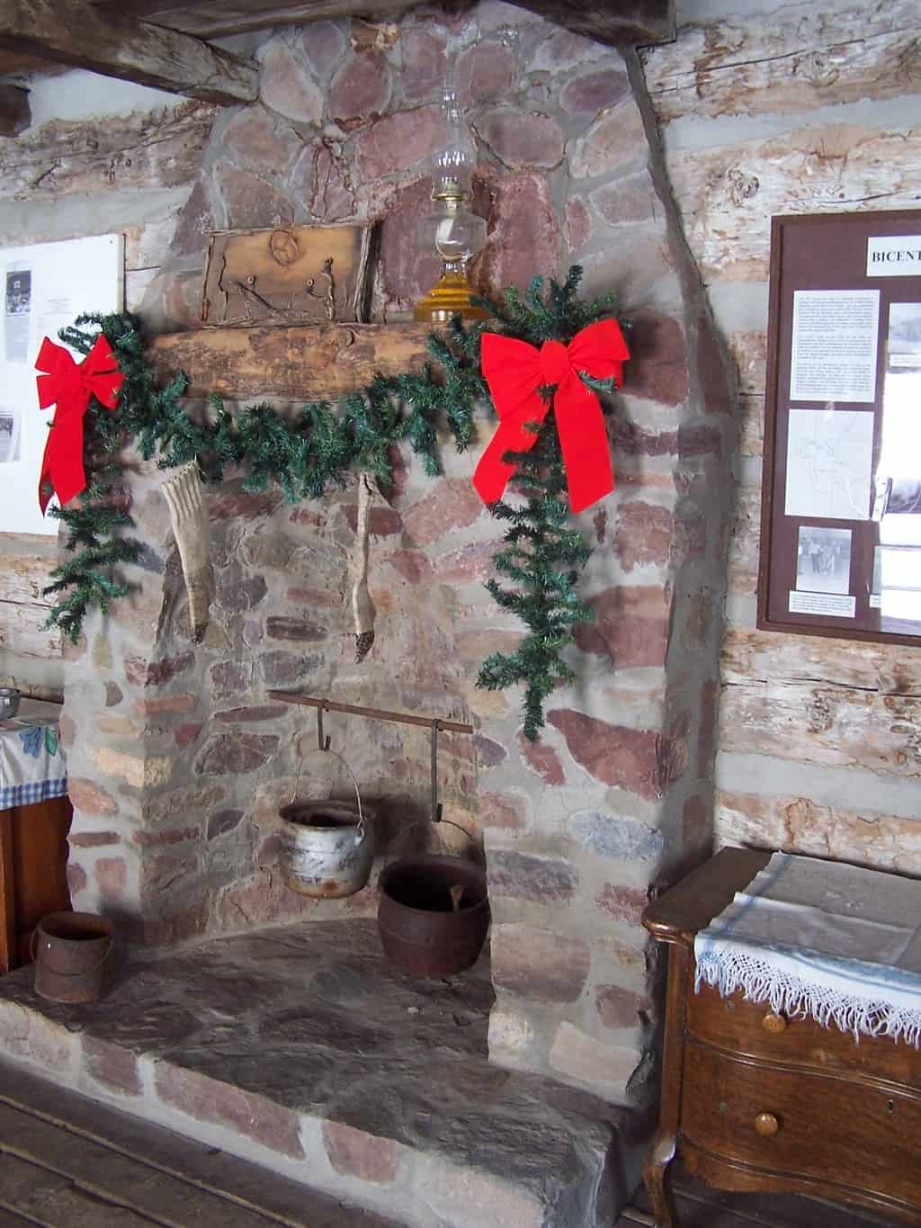 Yuletide in Chloride happens daily Dec. 1-8 in the New Mexico ghost town in Sierra County.