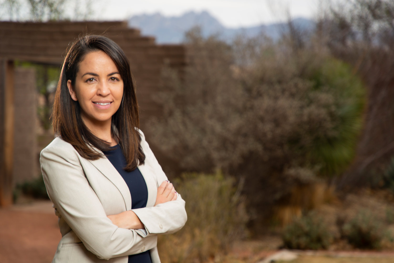 Las Cruces City Councilor-elect Tessa Stuve