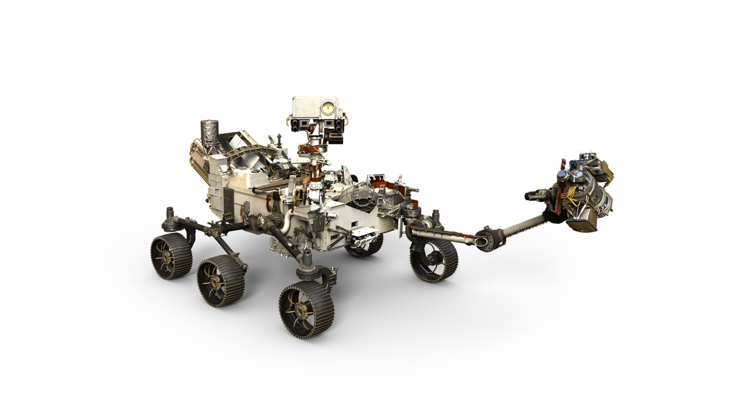 "The Mars 2020 rover is a very advanced robotic explorer but it doesn't have a name! In order to remedy that, NASA created a ""Name the Rover"" contest and Museum of Space History educator Julie Bryant was chosen to be one of the judges. The rover, once named, is expected to launch between July 17 through August 5, 2020 with a landing date of Feb. 18, 2021. Part of NASA's Mars Exploration Program, the rover's mission is to help answer key questions about the potential for life on Mars."