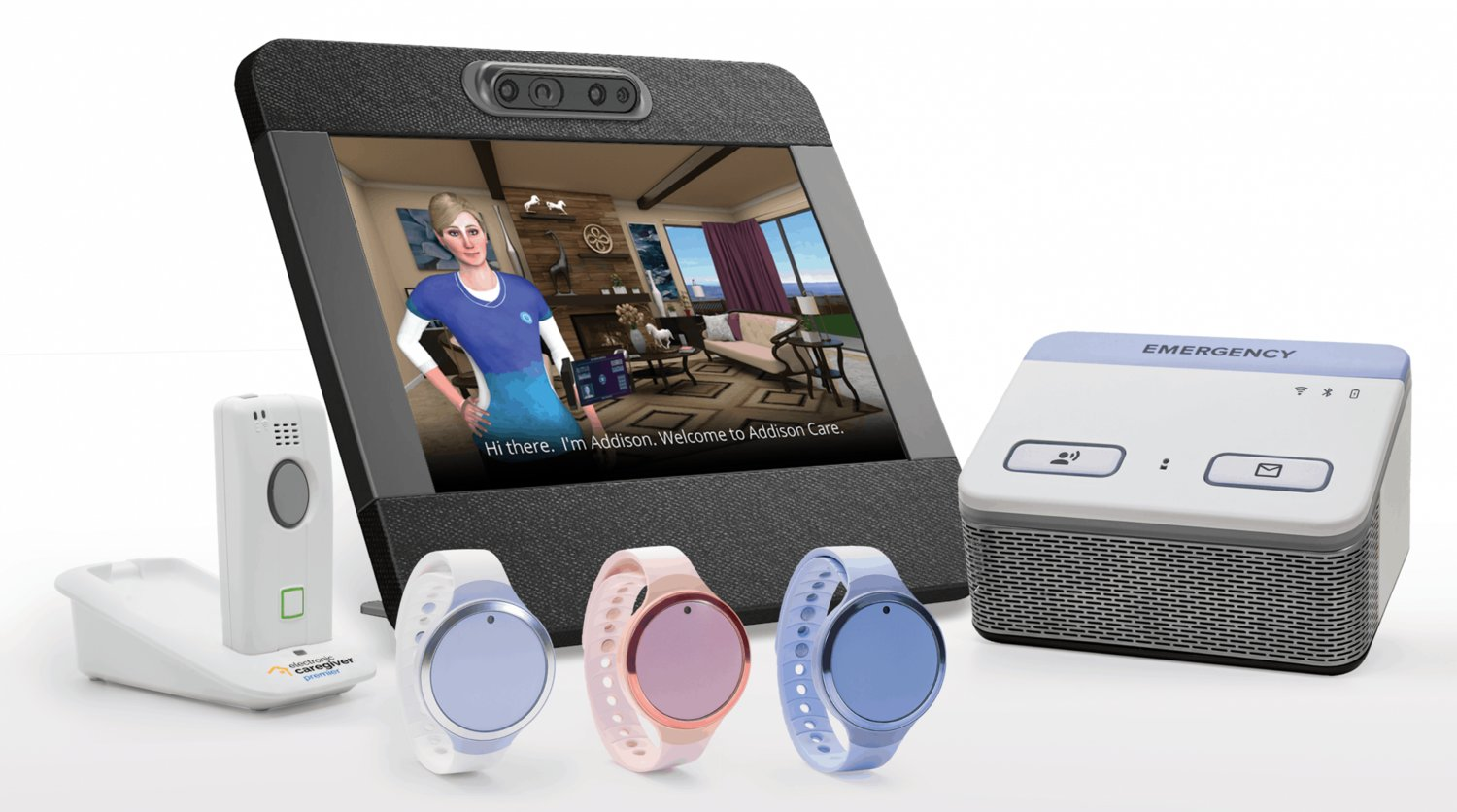 Electronic Caregiver products