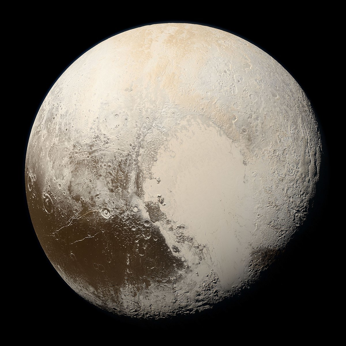 In 1930, Las Cruces and NMSU legend Clyde Tombaugh discovered Pluto, which was designated as the ninth and most distant planet in our solar system.