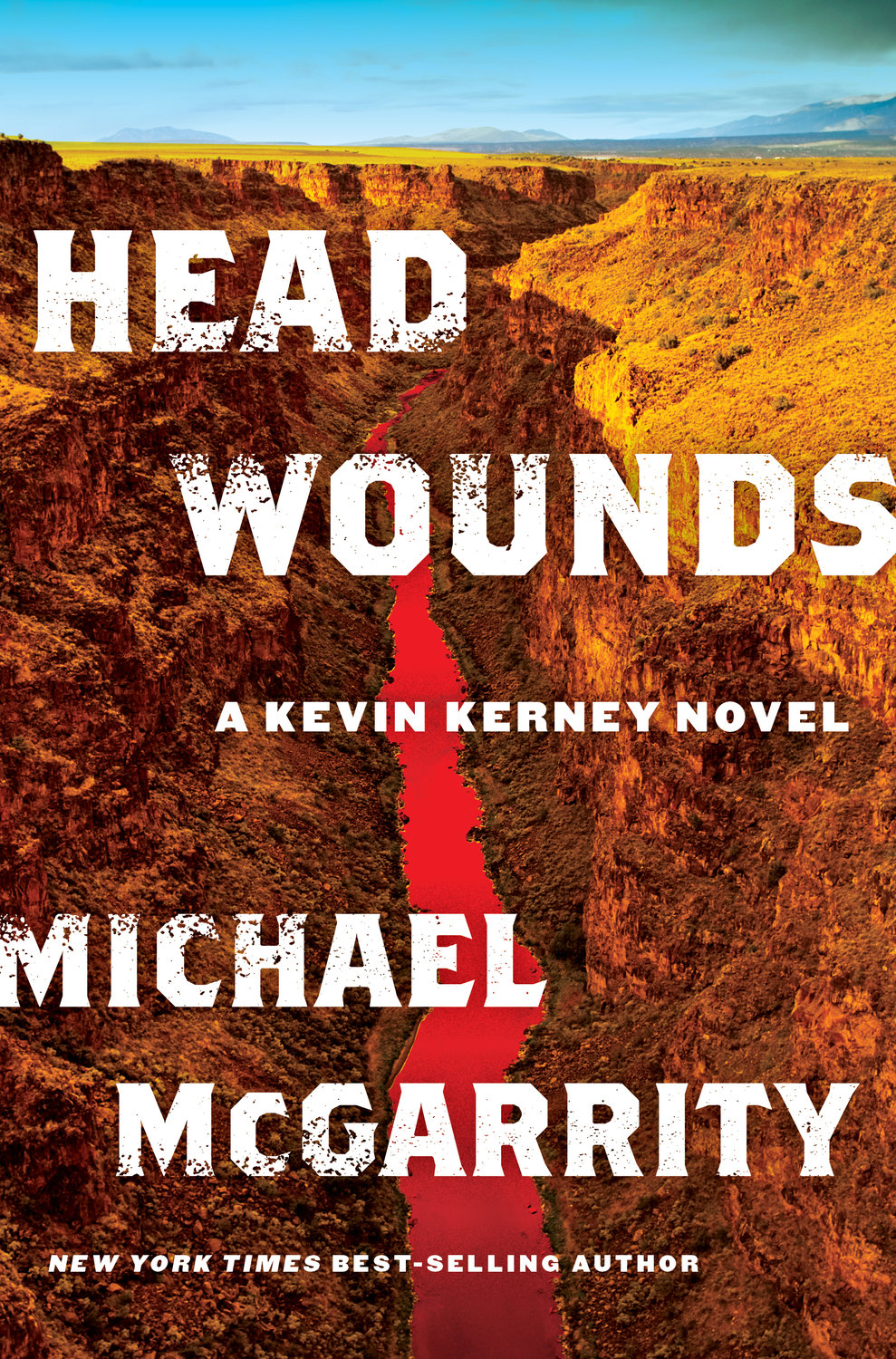 """Head Wounds,"" by Michael McGarrity"