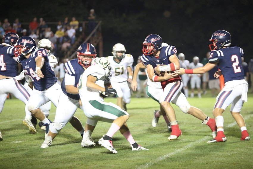 Tri-County Academy has been dominant on the field all season.