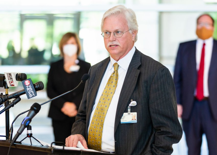 Dr. Richard Summers, associate vice chancellor for research, describes the COVID-19 clinical trials UMMC is starting the next couple of weeks.