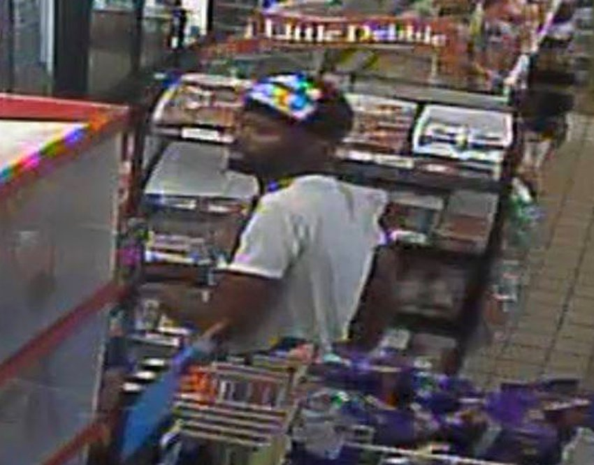 Police are searching for this burglary suspect.