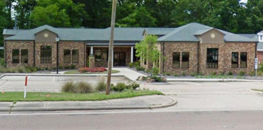 The former Gamble Chiropractic Clinic on Highway 51 in Ridgeland will soon be transformed into a furniture store with a new exterior coat of paint.