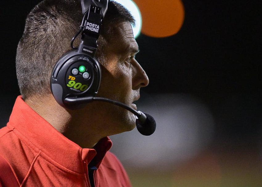 MRA defensive coordinator Danny White