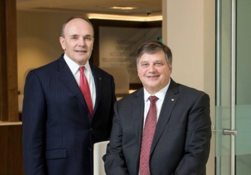 Duane A. Dewey and Gerard R. Host