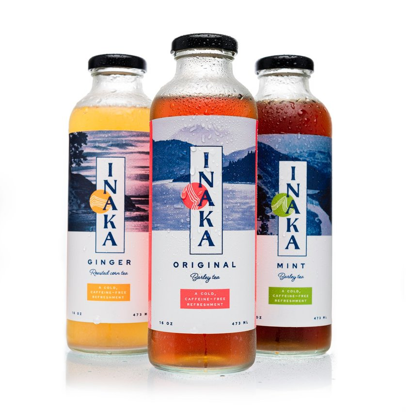 INAKA tea, now on Kroger shelves in 17 stores throughout the Southeast, including in Madison County where the product is stored and shipped from a warehouse.