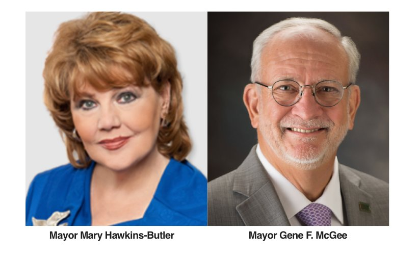 Madison Mayor Mary Hawkins-Butler and Ridgeland Mayor Gene F. McGee both will each serve another term in their respective seats after Friday's municipal election qualifying deadline passed without anyone filing to run against them.