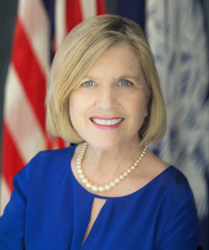 State Superintendent Molly Spearman