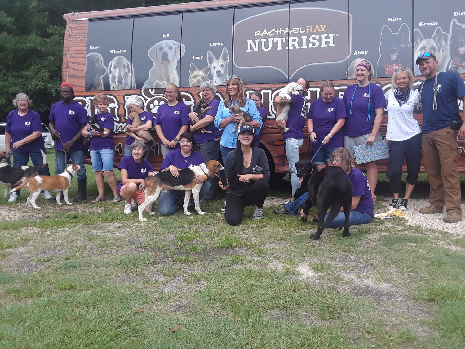 A Second Chance Animal Shelter Welcomes Big Dog Ranch Rescue Manning Live