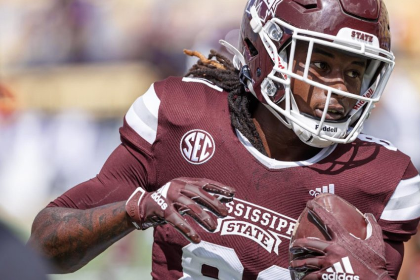 "Lideatrick ""Tulu"" Griffin scored the final touchdown for Mississippi State University as the Bulldogs beat Tulsa 28-26."