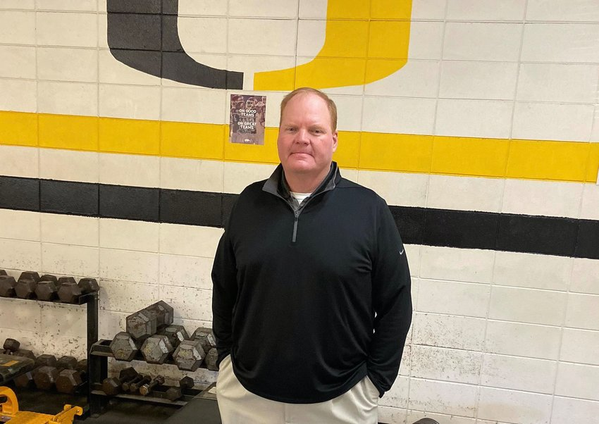 Union football coach Brad Breland said he's excited to lead Mississippi's finest players against their counterparts from Alabama this weekend in Hattiesburg.