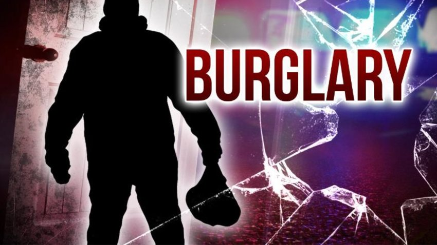 Philadelphia Police are investigating three burglaries committed over the weekend.